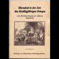 Autor: Gert Petersen, Chemnitz 1999, 36 Seiten A5, 8 Abb., 2 Karten